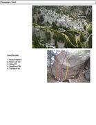 Hobo Boulder topo.