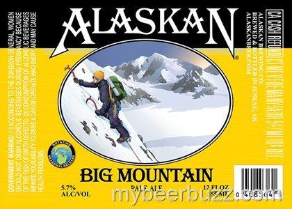 Big Mountain Pale