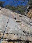 Rock Climbing Photo: Adam
