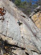 Rock Climbing Photo: Maddie
