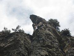 Rock Climbing Photo: Good ol' Winds of Fire.