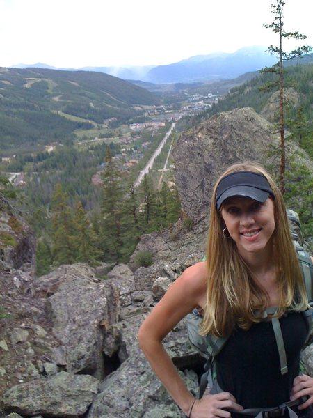 Hike and climb in Keystone