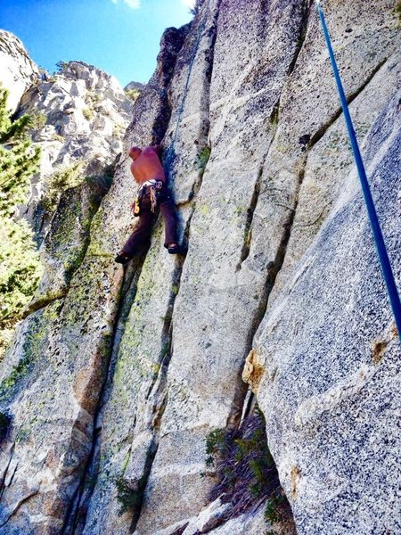 John Reinig on the Triple Cracks!!!