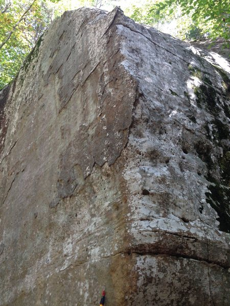 Rock Climbing Photo: Jackson Falls, IL 2014