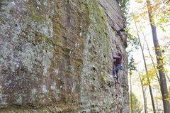 Rock Climbing Photo: RRG
