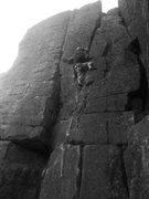 Rock Climbing Photo: Climbing at North Table Mountain