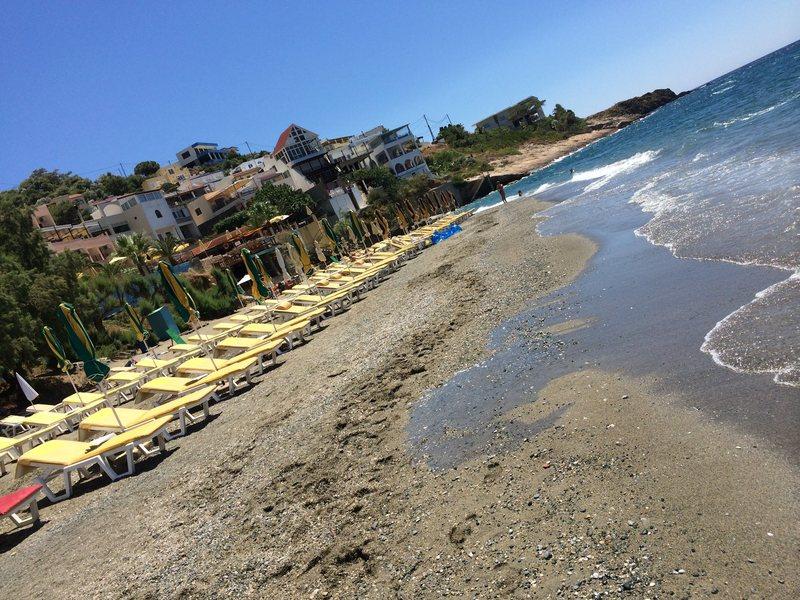 Beaches of Masouri
