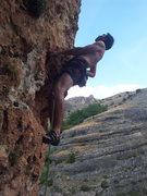 Rock Climbing Photo: 6a in Spain