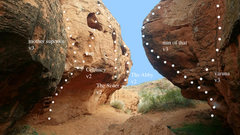 Rock Climbing Photo: area photo