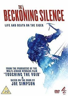 """The Beckoning Silence"" movie poster"