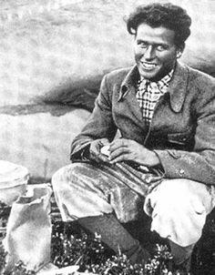 Toni Kurz 1936