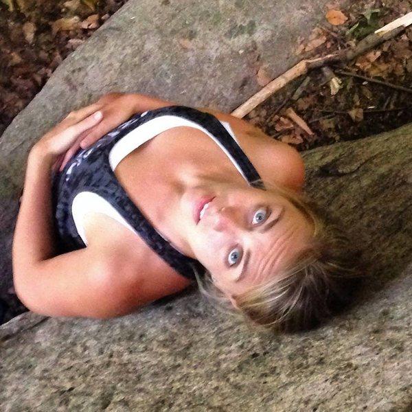 Rock Climbing Photo: Vain profile pic!