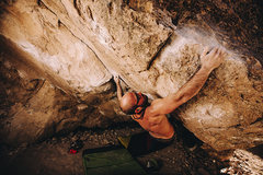 Rock Climbing Photo: Acid Wash