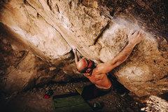 Rock Climbing Photo: Acid Wash