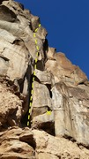 Rock Climbing Photo: Skyline