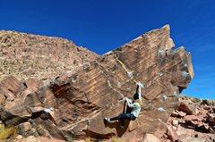 Rock Climbing Photo: Olivia