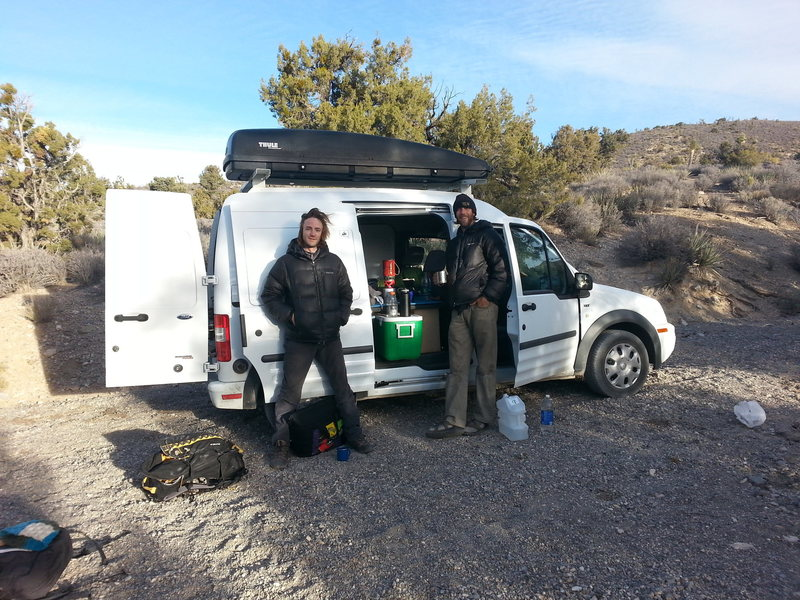 Rock Climbing Photo: Second run to Vegas over Thanksgiving. approx. $60...