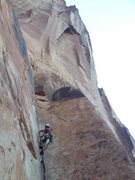 Rock Climbing Photo: nothing feels better then sticking hand in a crack...