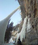 Rock Climbing Photo: CupCake 1/15/2015 condition.