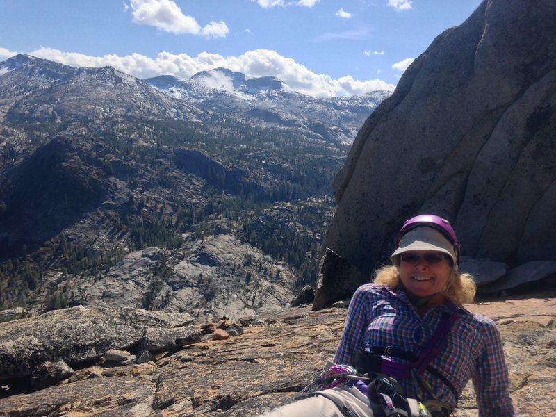 Rock Climbing Photo: Eagle Buttress