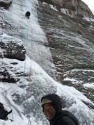 Rock Climbing Photo: Goofer's - Steve Smith and Alison Oaxaca, Jan 11, ...