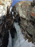 Rock Climbing Photo: Macke sending