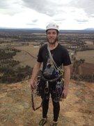 Rock Climbing Photo: Monkey Face Summit
