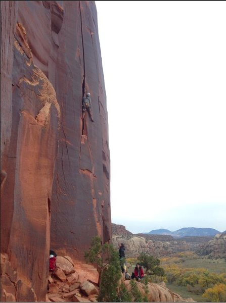 Keenan leading the versitile flake