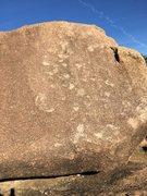 Rock Climbing Photo: Dairy Dog