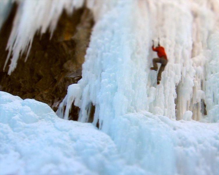 Rock Climbing Photo: Ouray pillar