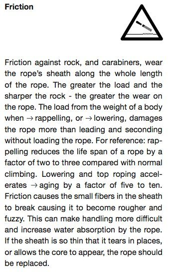 mammut rope documentation