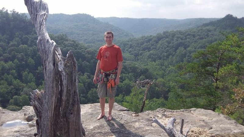 Me on Tower Rock
