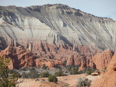 Rock Climbing Photo: Kodachrome Basin State Park has some towers.  The ...