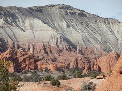 Rock Climbing Photo: Kodachrome Basin State Park has some towers.  The ...