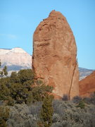 Rock Climbing Photo: Firing Pin Tower
