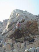 Rock Climbing Photo: TigerrrRAWR
