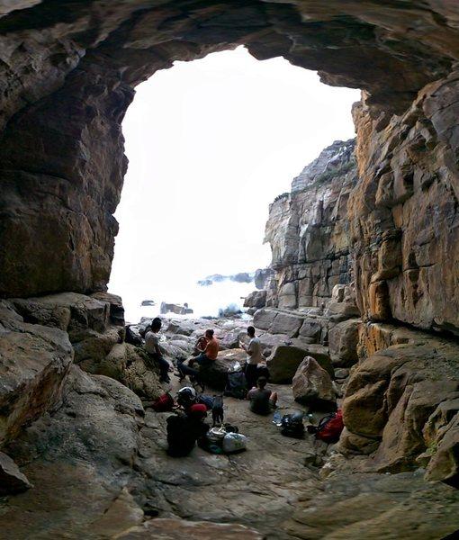 Bikini Cave