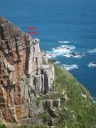 Rock Climbing Photo: View from the gazebo