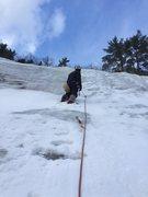 Rock Climbing Photo: P2 - Littoral Zone