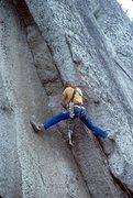 Rock Climbing Photo: FA '78