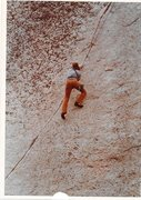 Rock Climbing Photo: '78 Ascent