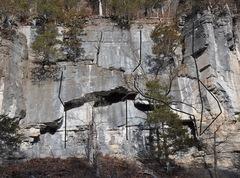 Rock Climbing Photo: RB 19-23
