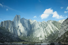 Rock Climbing Photo: The incredible big wall of Independencia and its p...