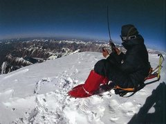 Rock Climbing Photo: 2nd tallest of the 14 8000m peaks