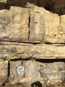 Rock Climbing Photo: Kriss Kross beta