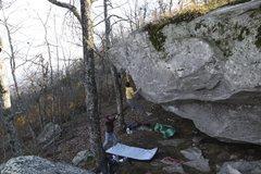 Rock Climbing Photo: The Don V8