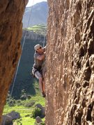 Rock Climbing Photo: Chad Parker