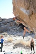 Rock Climbing Photo: Flight