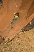 Rock Climbing Photo: Andrew Burr photo