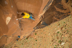 Rock Climbing Photo: Andrew Burr